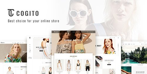 ThemeForest - Cogito v1.0 - PSD Ecommerce Template - 19877716