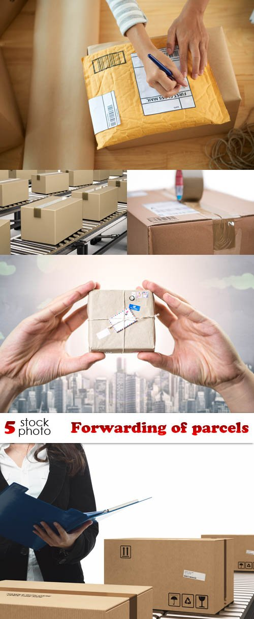 Photos - Forwarding of parcels