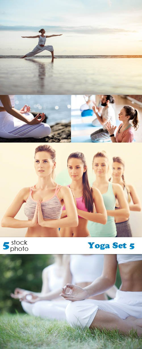 Photos - Yoga Set 5