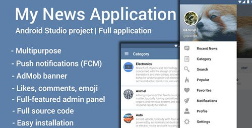 CodeCanyon - My News v1.5 - 15935978