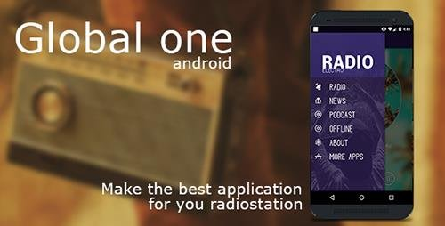CodeCanyon - Global (single station) Android v1.0 - 19221463