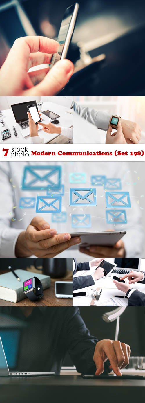 Photos - Modern Communications (Set 198)