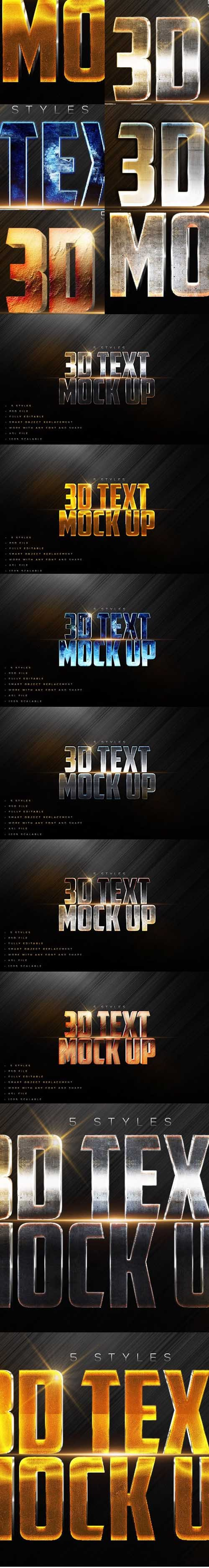 Graphicriver - Marvelous Text Styles V30 20180746