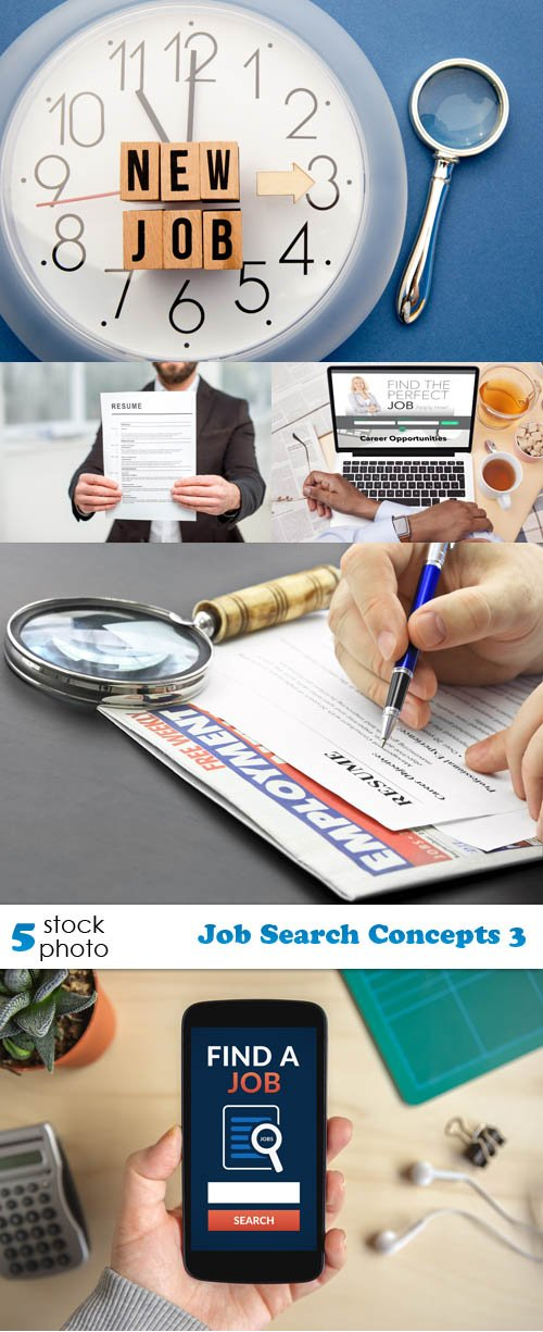 Photos - Job Search Concepts 3