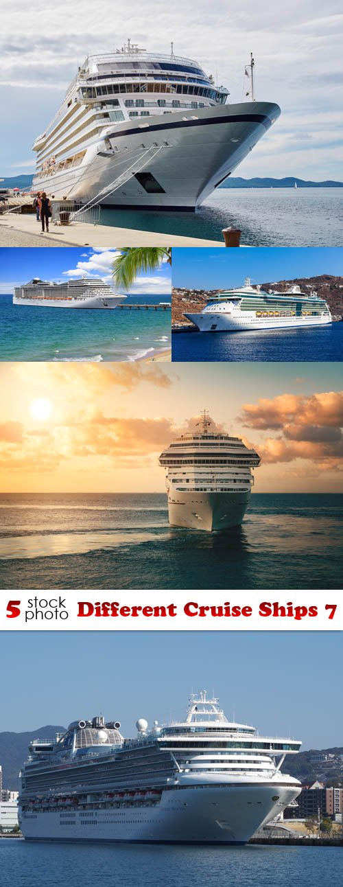 Photos - Different Cruise Ships 7