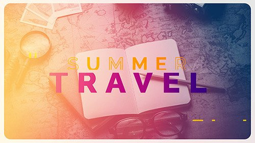 Summer Slideshow 20084057 - Project for After Effects (Videohive)