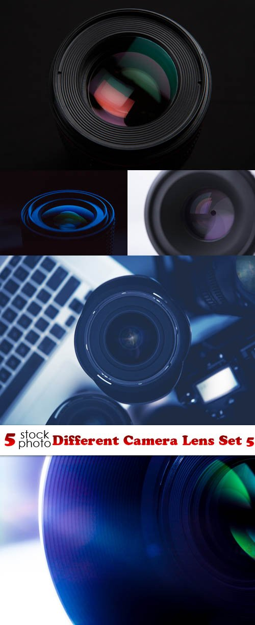 Photos - Different Camera Lens Set 5
