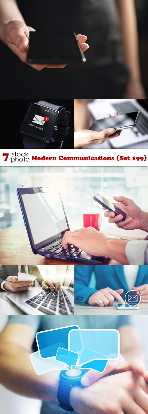 Photos - Modern Communications (Set 199)