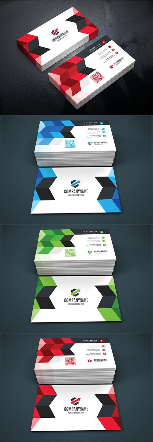 Business Card #8