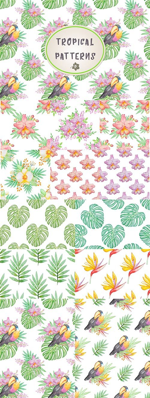 Set of Tropical Patterns
