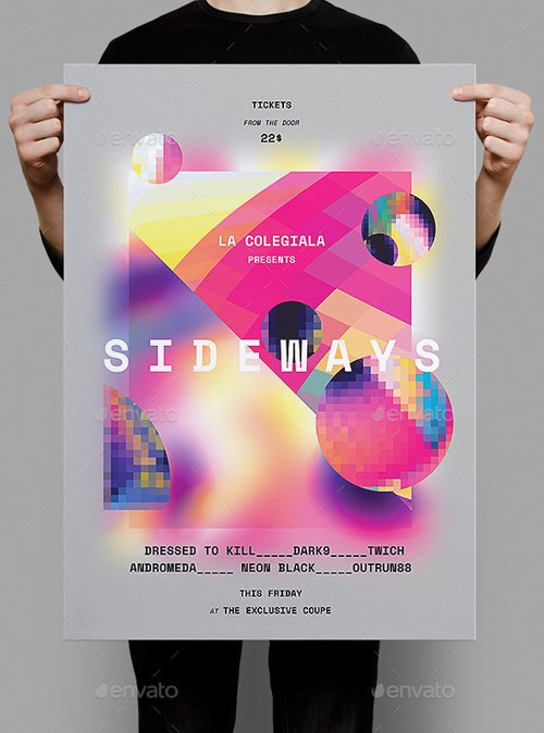 Sideways Poster / Flyer 20328901