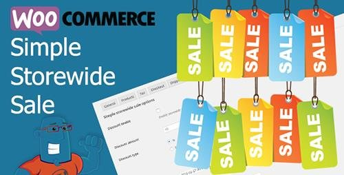 CodeCanyon - WooCommerce Simple Storewide Sale v1.1.1 - 14867971
