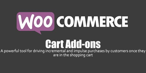 WooCommerce - Cart Add-ons v1.5.15