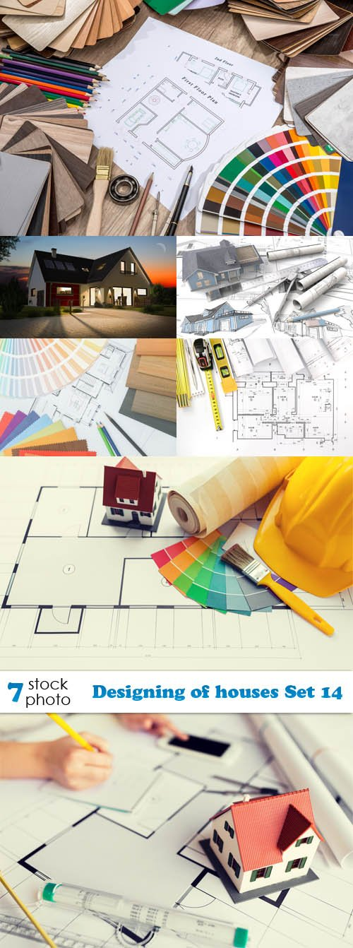 Photos - Designing of houses Set 14
