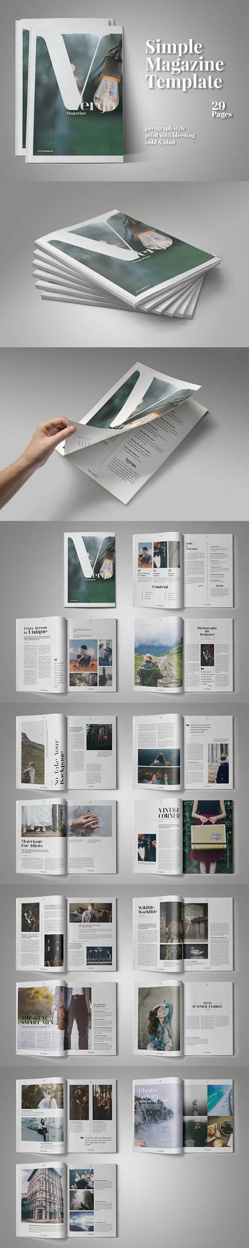 CM 1681758 - Vergo Magazine (2017 Edition)
