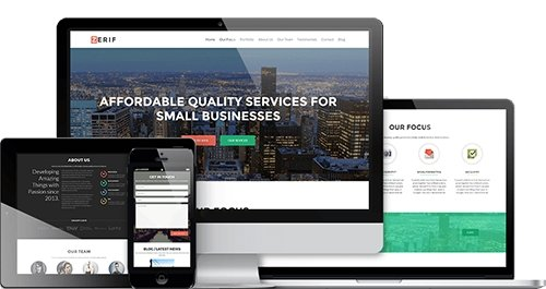 ThemeIsle - Zerif Pro v1.8.7.7 - Business WordPress Theme