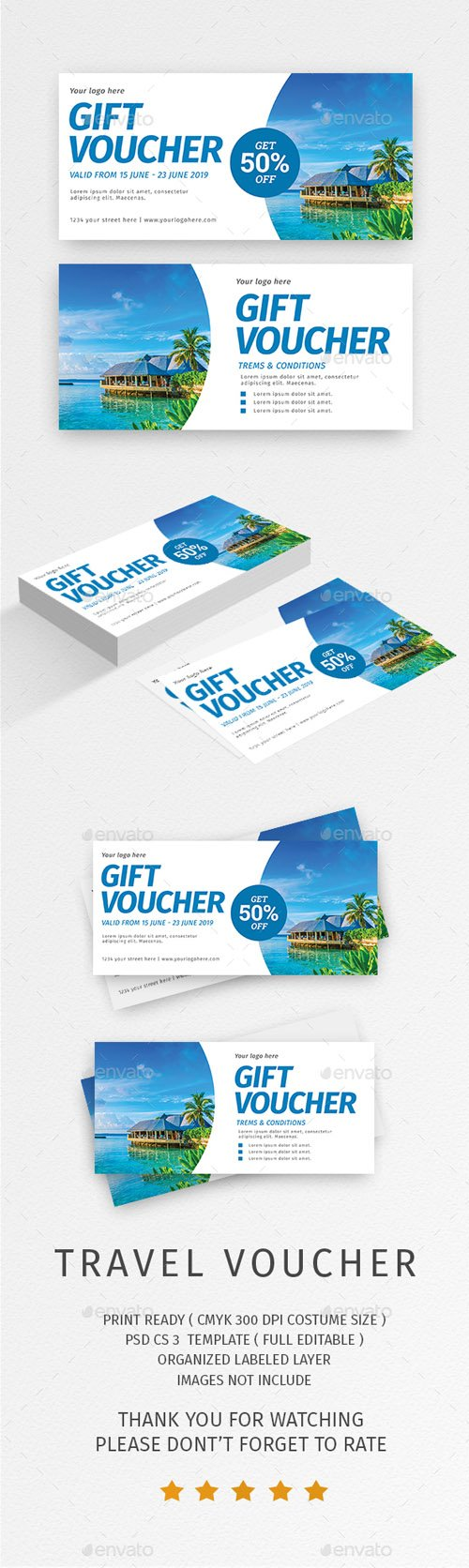 Travel Voucher 20090770