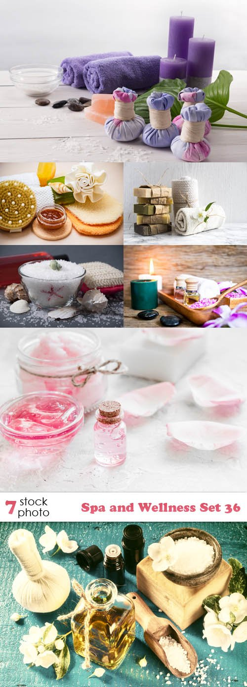Photos - Spa and Wellness Set 36