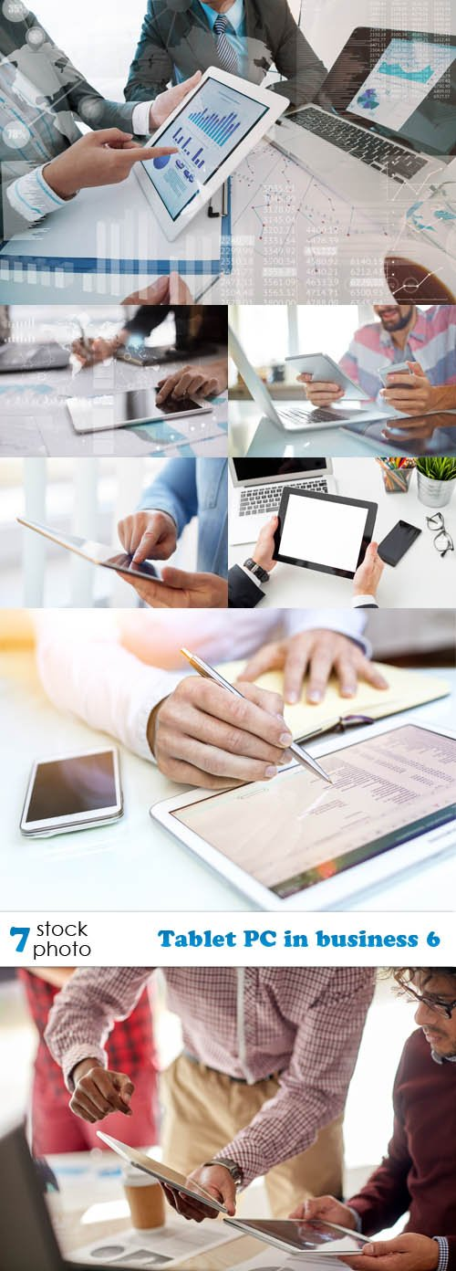 Photos - Tablet PC in business 6