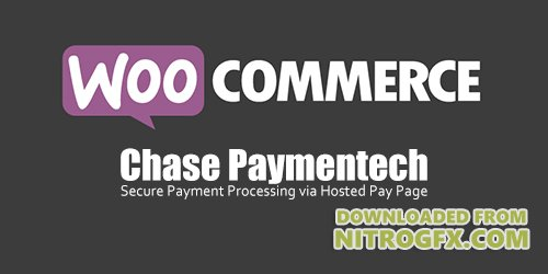 WooCommerce - Chase Paymentech v1.10.2
