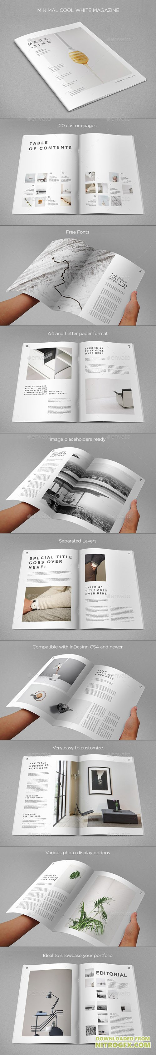 GR - Minimal Cool White Magazine 17358256