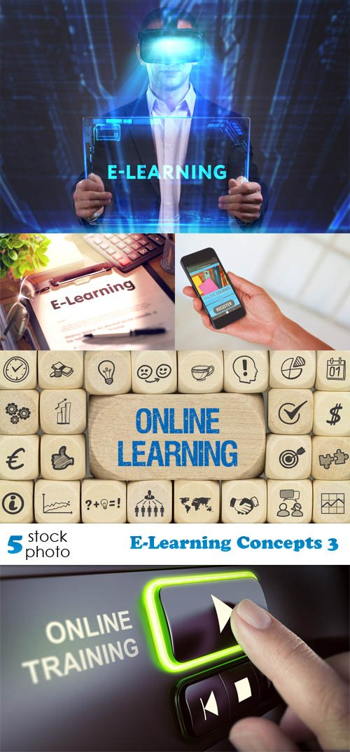 Photos - E-Learning Concepts 3