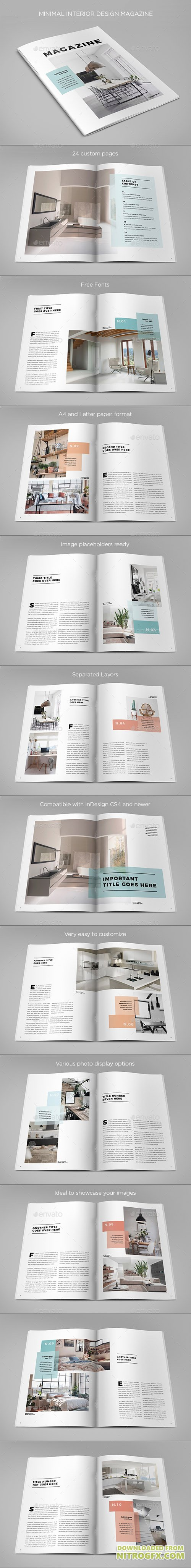 Minimal Interior Design Magazine 20388375