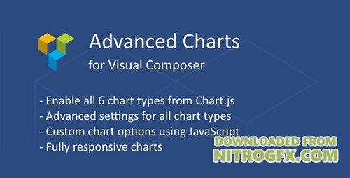 CodeCanyon - Advanced Charts Add-on for Visual Composer v1.1.3 - 19237508