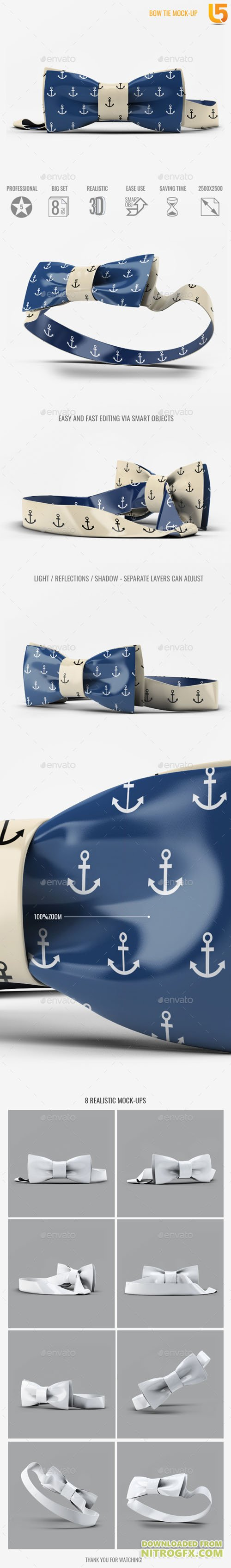 GR - Bow Tie Mock-Up 20412952