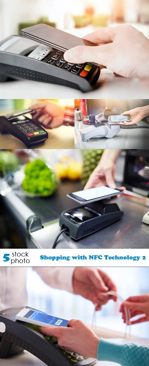 Photos - Shopping with NFC Technology 2