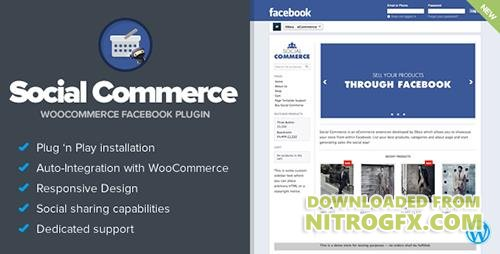 CodeCanyon - Social Commerce v1.5.1 - WooCommerce Facebook Tab - 4131041