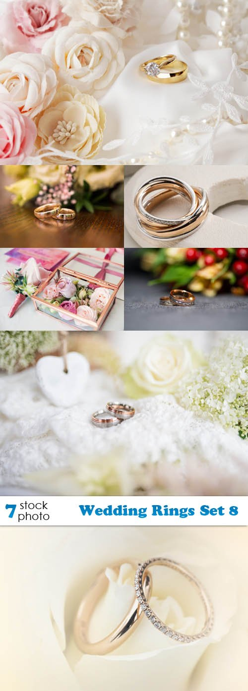 Photos - Wedding Rings Set 8
