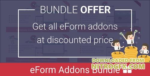 CodeCanyon - Add-on Bundle for eForm WordPress Form Builder (Update: 1 June 17) - 20028622