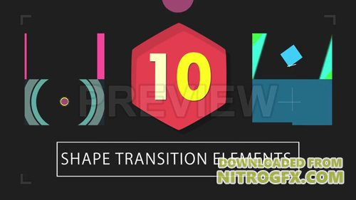 10 Shape Transitions