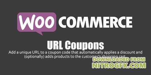 WooCommerce - URL Coupons v2.5.2