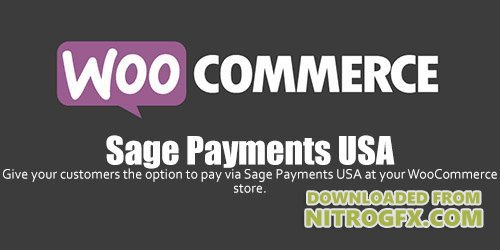 WooCommerce - Sage Payments USA v2.1.1