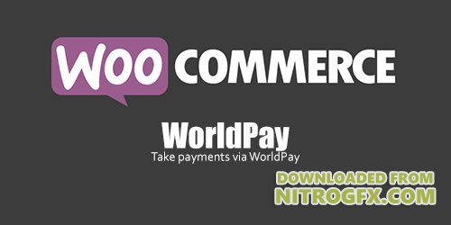 WooCommerce - WorldPay v3.6.1