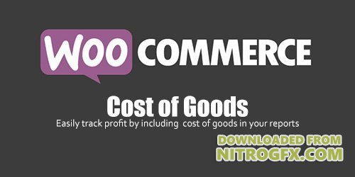 WooCommerce - Cost of Goods v2.5.0