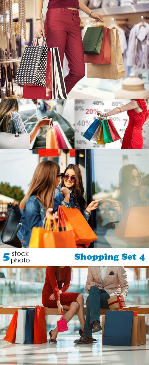 Photos - Shopping Set 4