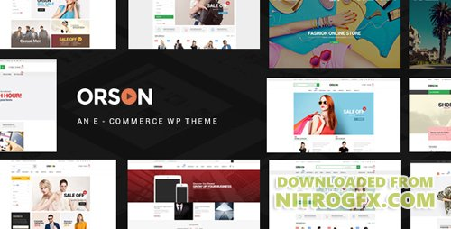ThemeForest - Orson v2.2 - Innovative Ecommerce WordPress Theme for Online Stores - 16361340