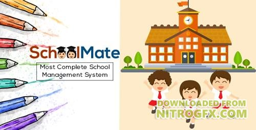 CodeCanyon - EZ SchoolMate v1.0 - Most Complete School Management System - 19189904