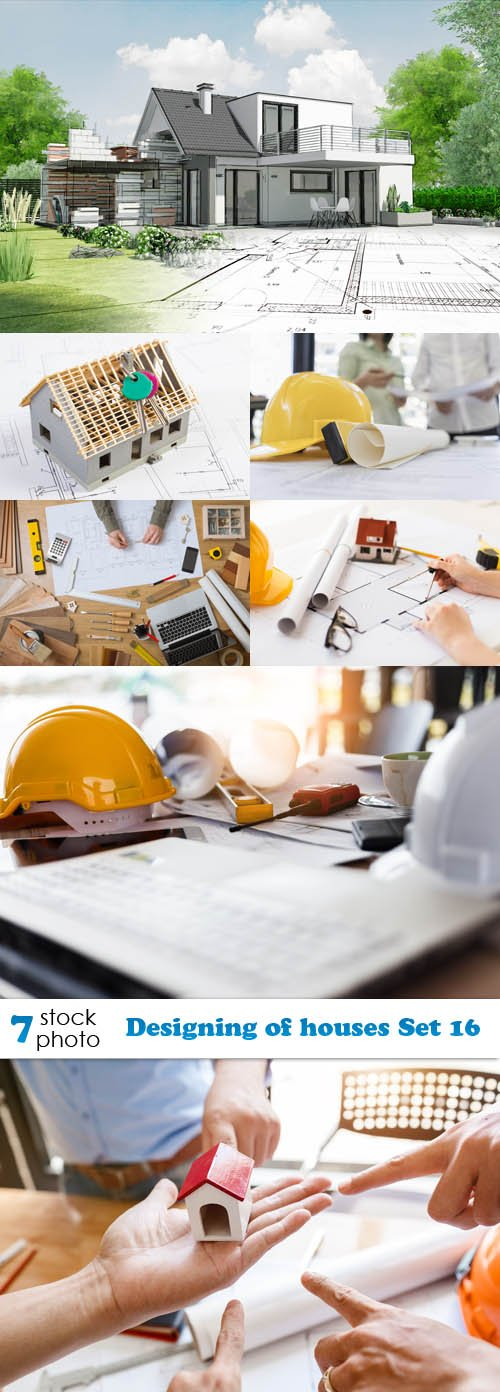 Photos - Designing of houses Set 16