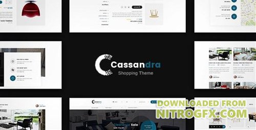 ThemeForest - Cassandra - Furniture Commerce (Update: 5 July 17) - 20016984