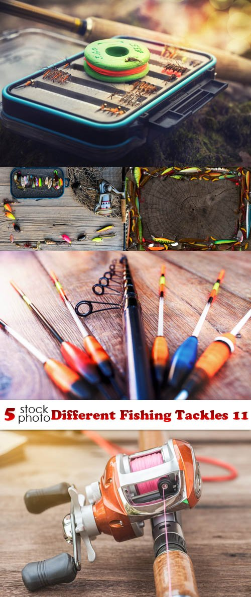 Photos - Different Fishing Tackles 11