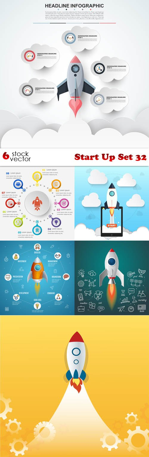 Vectors - Start Up Set 32