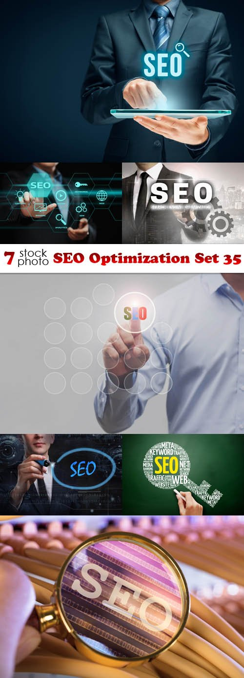 Photos - SEO Optimization Set 35