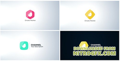 Clean Logo Reveal 20195436 - Project for After Effects (Videohive)