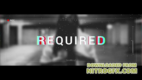 Hip-Hop Opener 20305374 - Project for After Effects (Videohive)