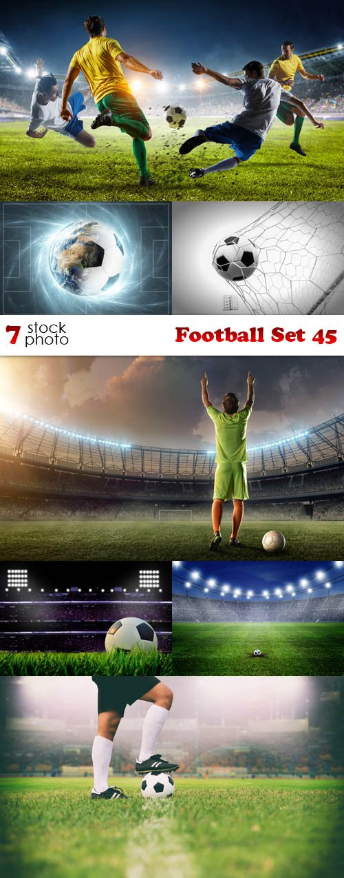 Photos - Football Set 45