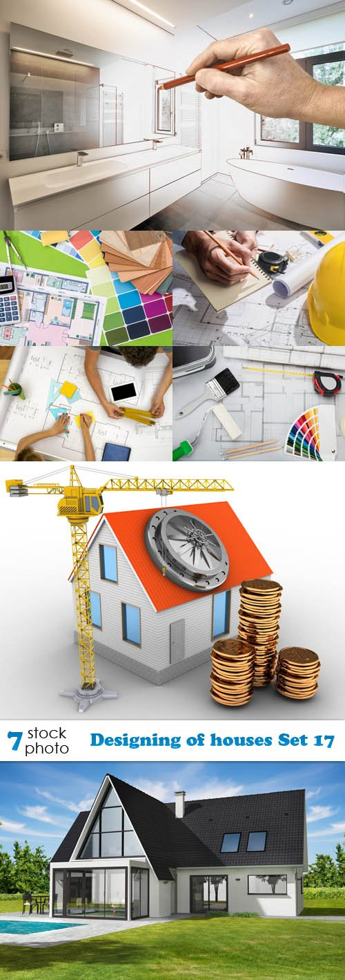 Photos - Designing of houses Set 17